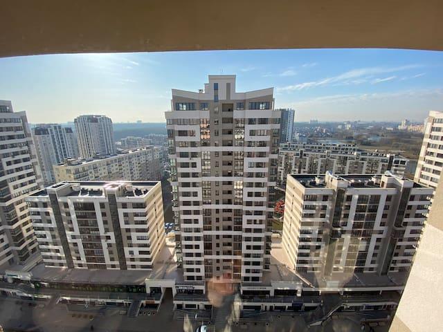 Новая квартира в престижном районе Маяк Минска!