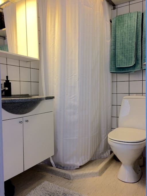 Badeværelse / Bathroom