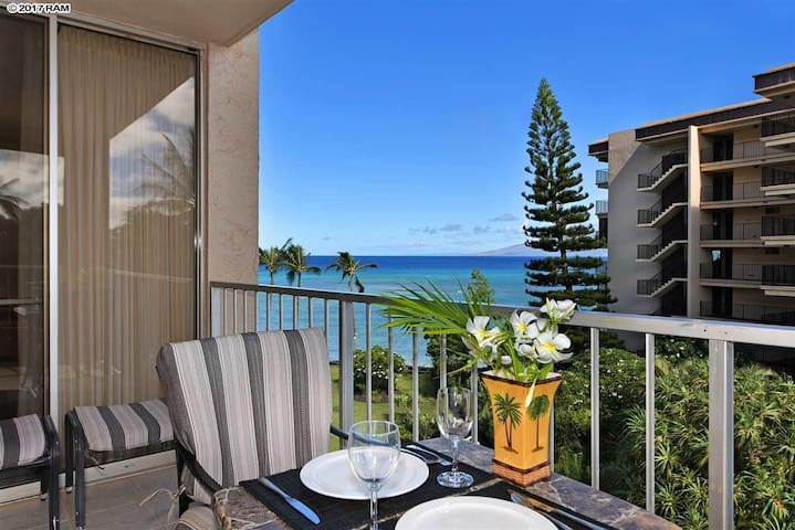 Deluxe Ocean View  Maui Studio... West Maui Locale
