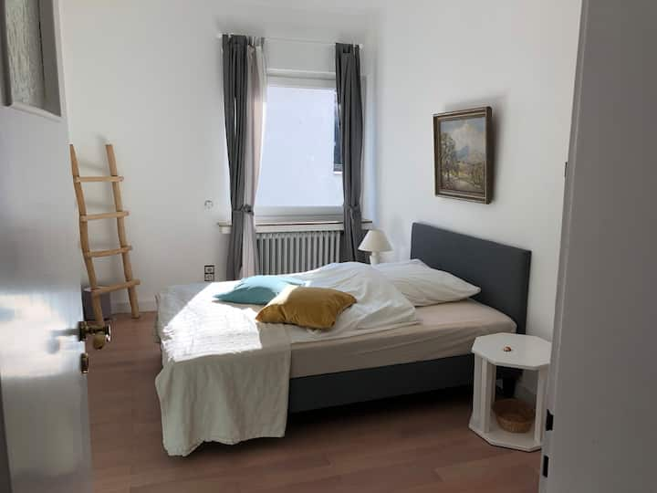 Gästehaus-Burkhardt Einzelzimmer