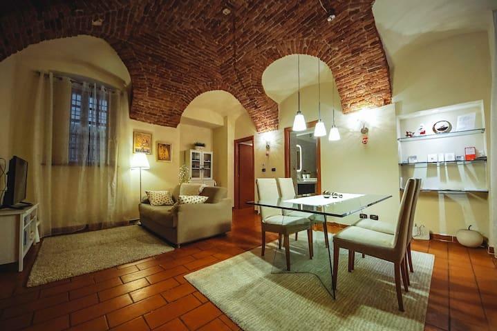 """C'era una """"volta"""" ....un appartamento a Torino"""