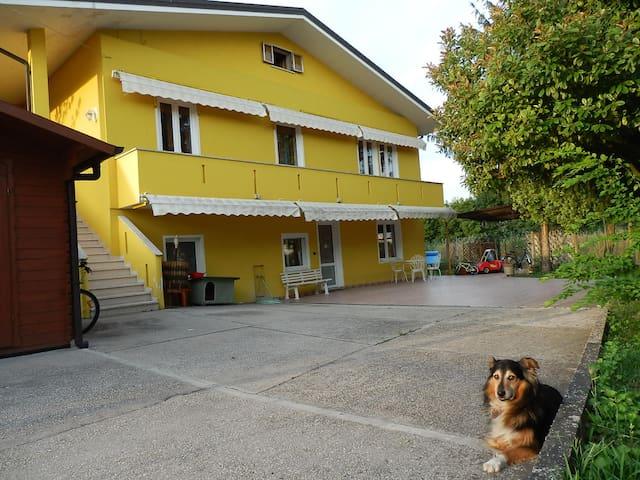 B&B casa emilio VENEZIA, VERONA, MANTOVA, BOLOGNA - Lendinara - Casa