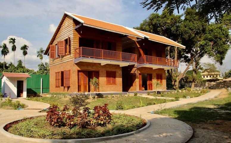 Akasha Villa - West Wing House - Tuek Chhou - House