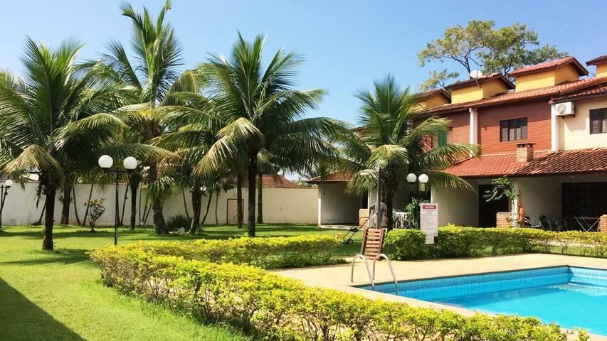 Casa Vila do Sol - Caraguatatuba