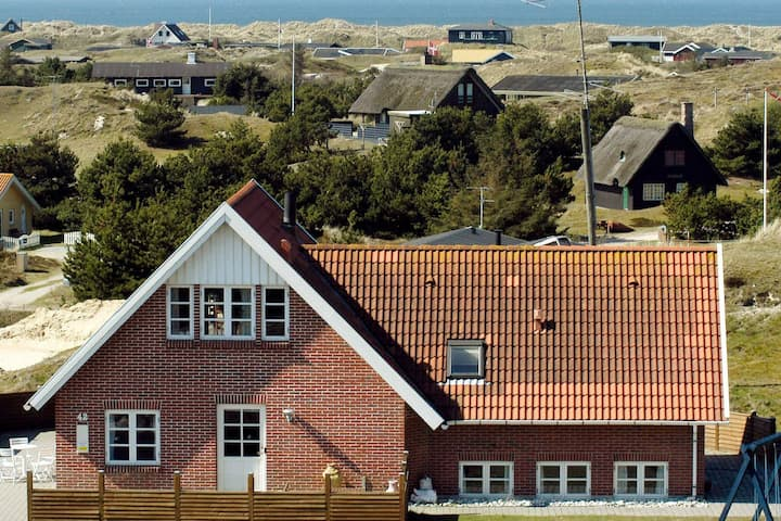 Beautiful Holiday Home in Fanø with Swimming Pool
