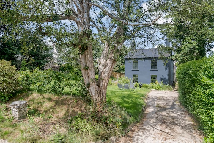 4 bedroom detached house in the heart of Chagford