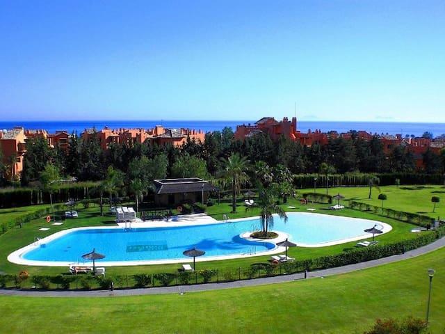 Penthouse in Estepona/Marbella