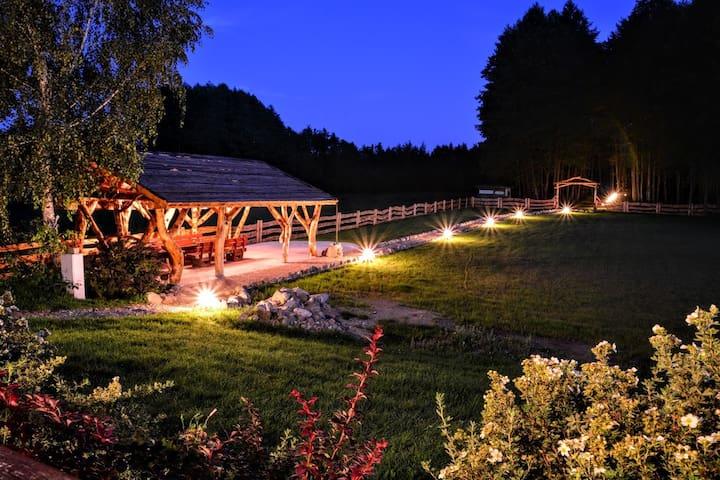 Agroturystyka Łazarscy - Kopanica - Rumah