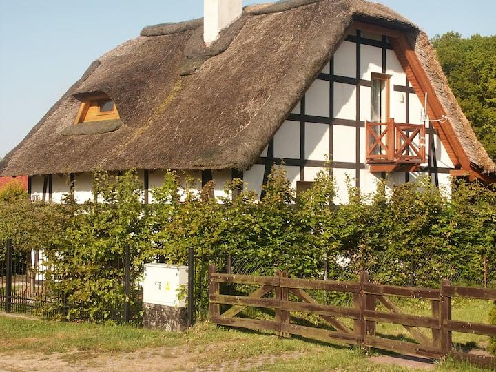 Sokol - stilvolles Ferienhaus an der Ostsee