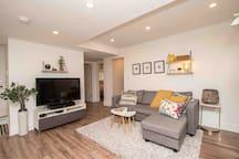 Living room - smart tv