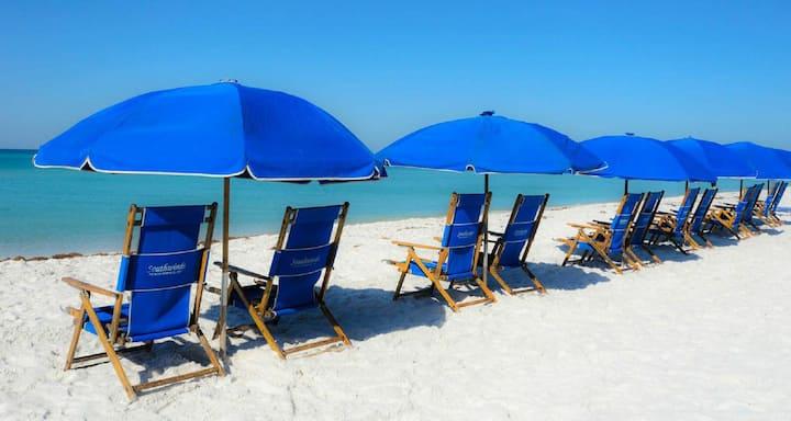 Sand-Bar Beach Condo - Amazing location on 30A!!
