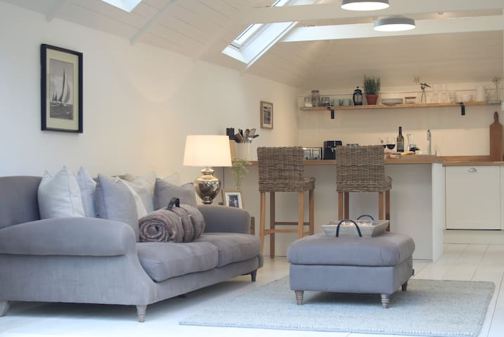 The Net Loft @ Devonia Cottage Croyde