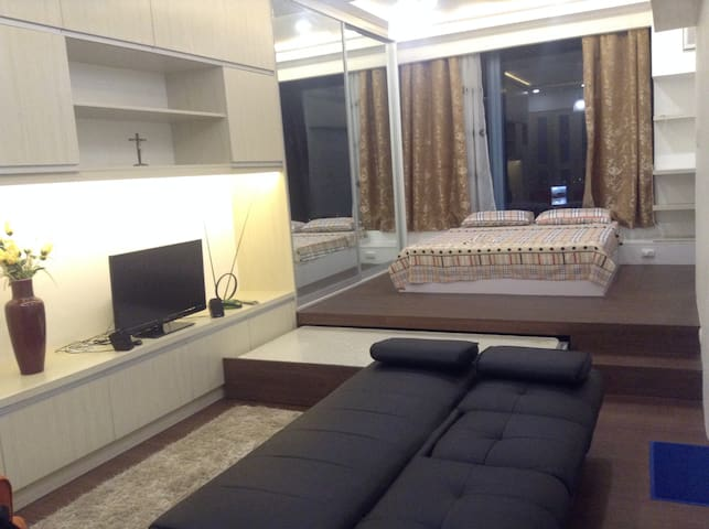Spacious Studio with Great View - Muntinlupa City