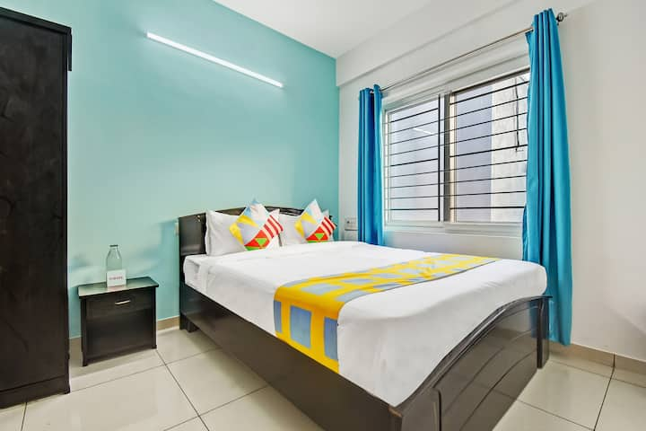 OYO Well-Equipped 1BR Homestay in Bengaluru