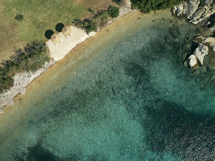 Heaven by the Beach, Sithonia, Halkidiki
