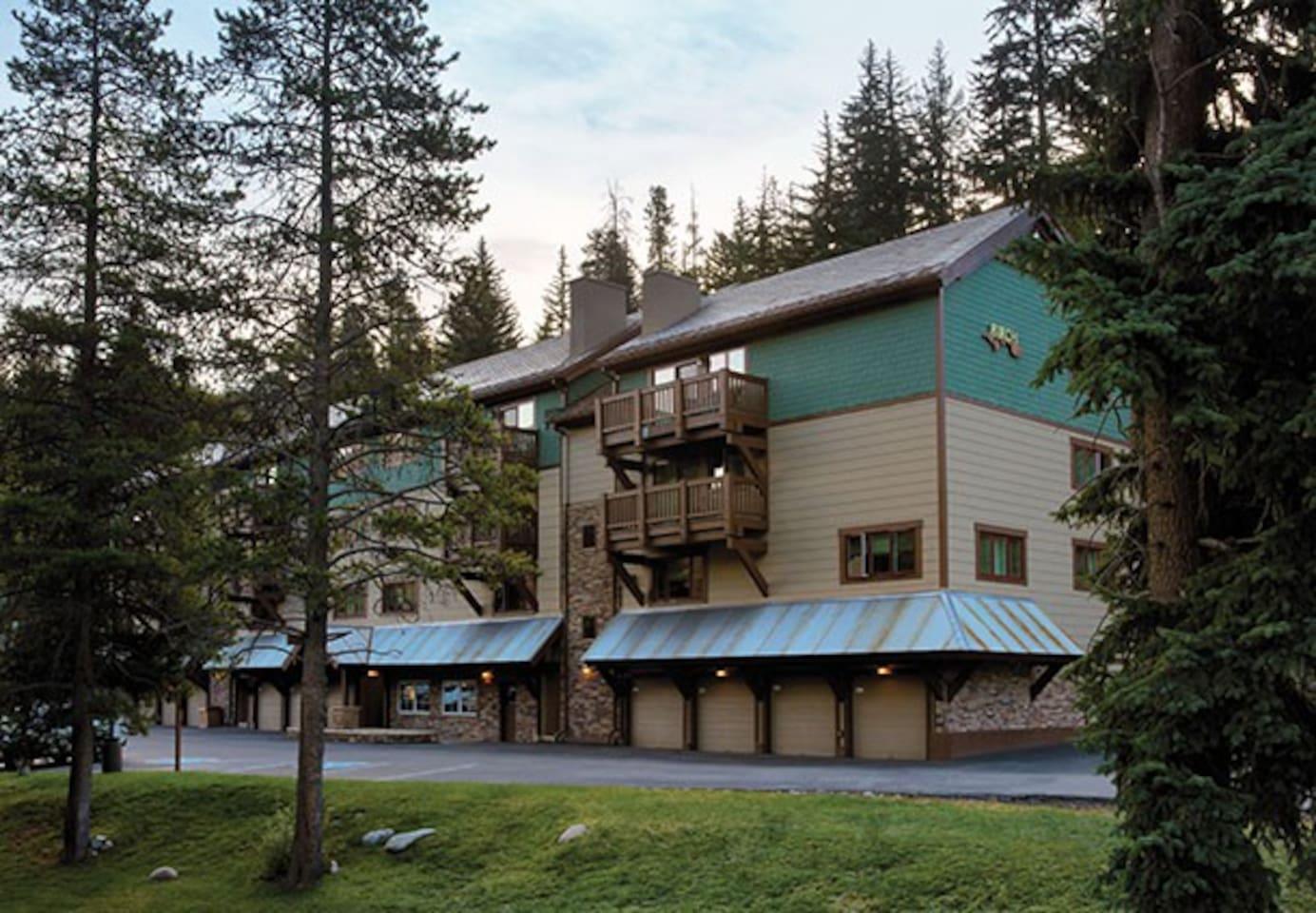 Birch Building Exterior
