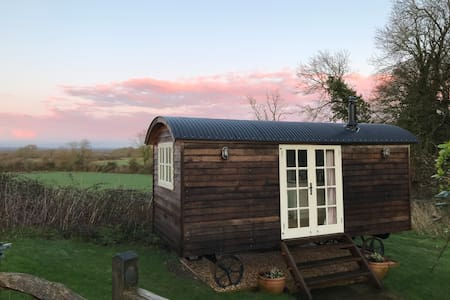 Peaklets Shepherds Hut