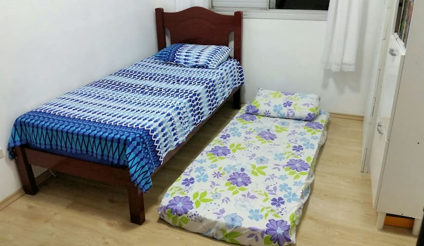 1 dormitório - São Bernardo do Campo - São Bernardo do Campo - アパート