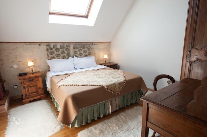 Swan Bedroom #2