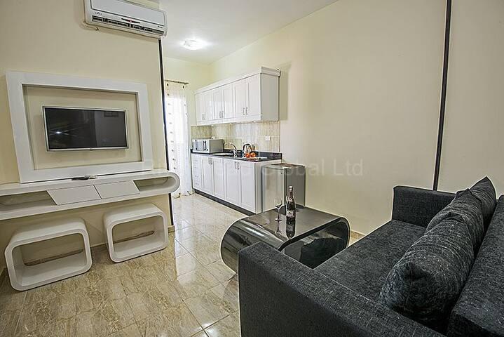 Tiba Resort modern 1 bed apartment A3