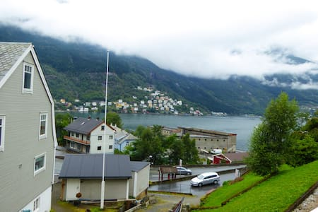 Accomodation for 2 persons,five min walk from Odda - House