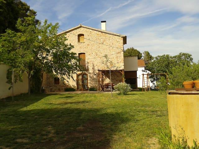 Cal Matias - La Llacuna - Casa
