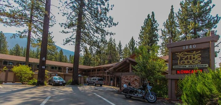 1BR The Lodge At Lake Tahoe close to Heavenly
