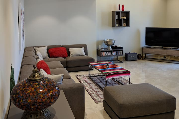 Scenic apartment in Saifi Village -Heart of Beirut