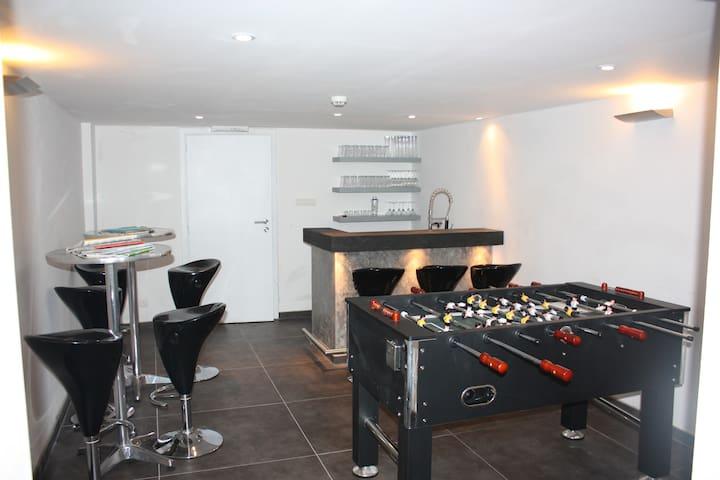 The Pre Carre: Super villa for max 30 pers. - Gouvy - Haus