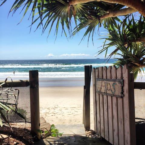 Pips Beach House - Byron Bay - Casa