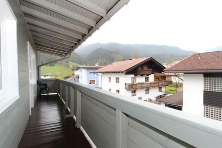 Apartment in Hopfgarten near Ski Area with Garden & Parking