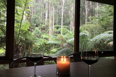 Peaceful rainforest retreat in secluded paradise - Cockatoo - Natur-Lodge