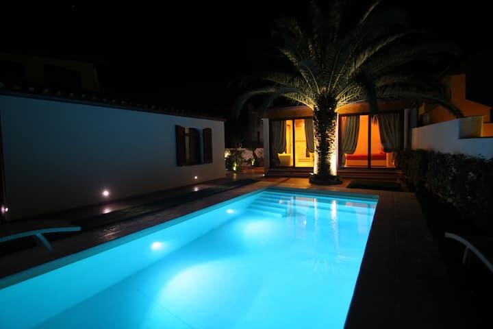 Villa GILDA con Dependance  Piscina