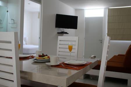 CANTABRIA HOUSE SUITES - Aguascalientes
