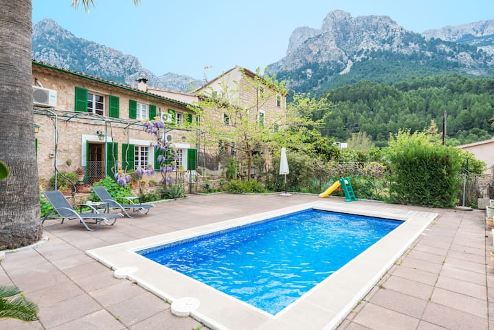 Villa Ca na Tiana - villa with pool near Sóller - Sóller - House