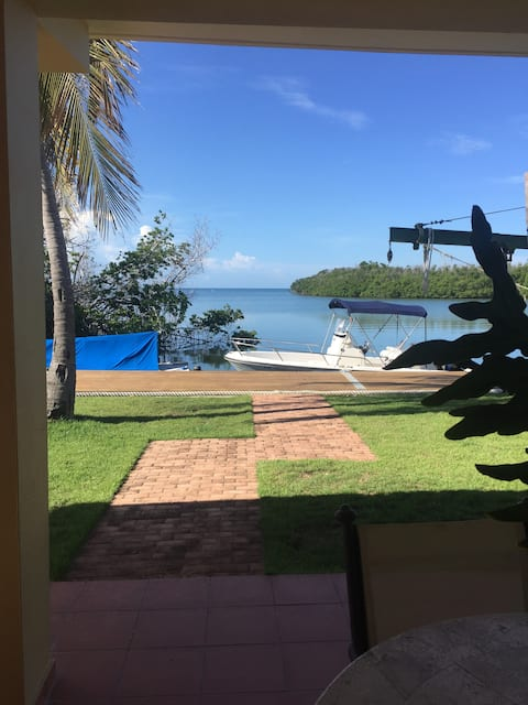 Waterfront property - Beach House - Salinas, PR.