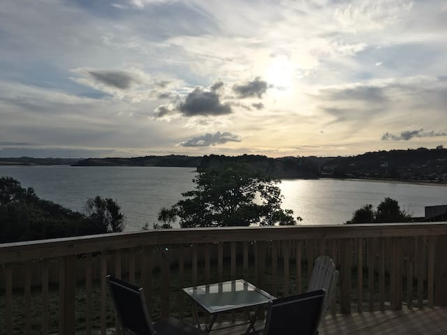 BrandNew 4 bedroom house with Spectacular SeaView