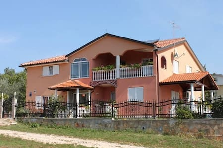 Two bedroom apartment with terrace Valica, Umag (A-7122-b) - Valica - Wohnung