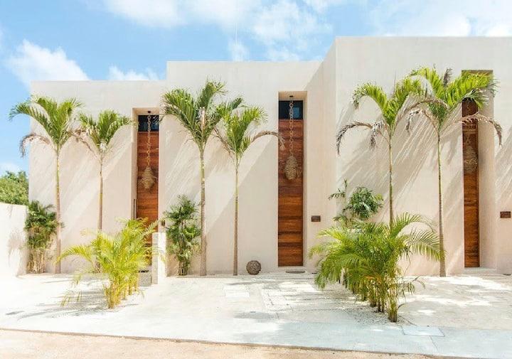 New Modern Private Villa in Best location