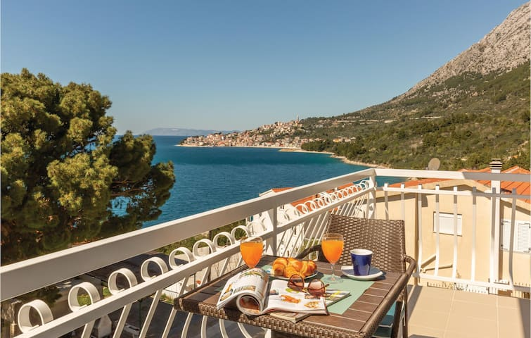 Holiday apartment with 1 bedroom on 32m² in Zivigosce