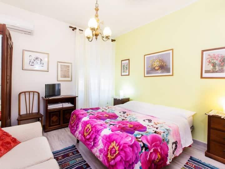 MOON HOUSE AIOSARDEGNA CAGLIARI - CAMERA SINGOLA BC
