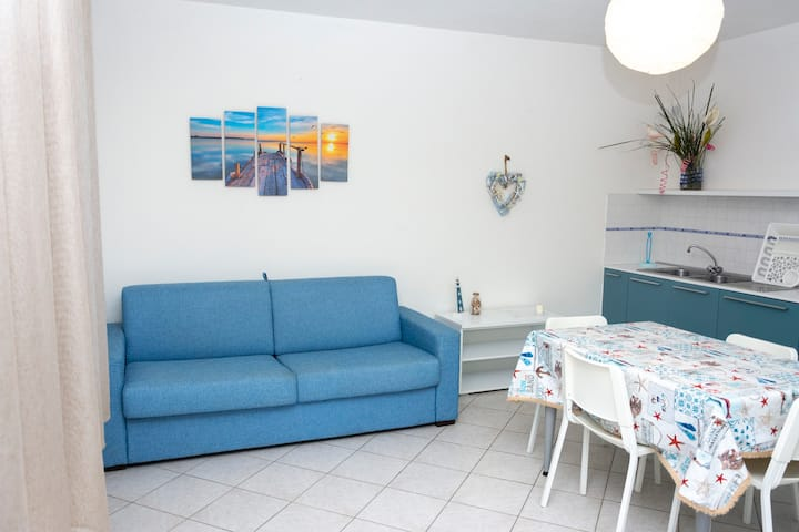 """Appartamento""""Azzurro"""""""