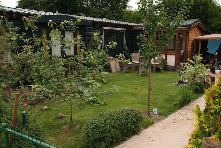 Lekker relaxen voor 2... in Ledeacker... Brabant - Eindhoven - Chalet
