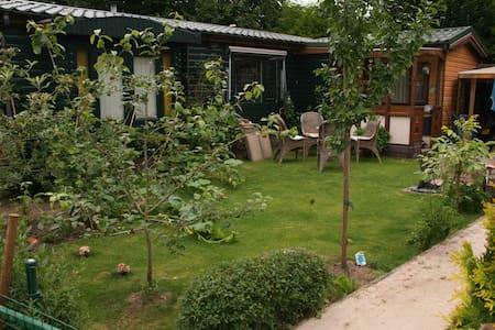 Lekker relaxen voor 2... in Ledeacker... Brabant - Eindhoven - Dağ Evi