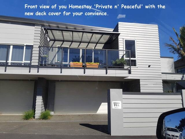 PRIVATE n' PEACEFUL HOMESTAY