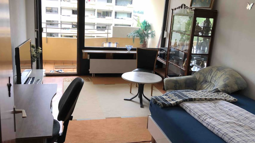 Close to University,beautiful with balcony,cheap