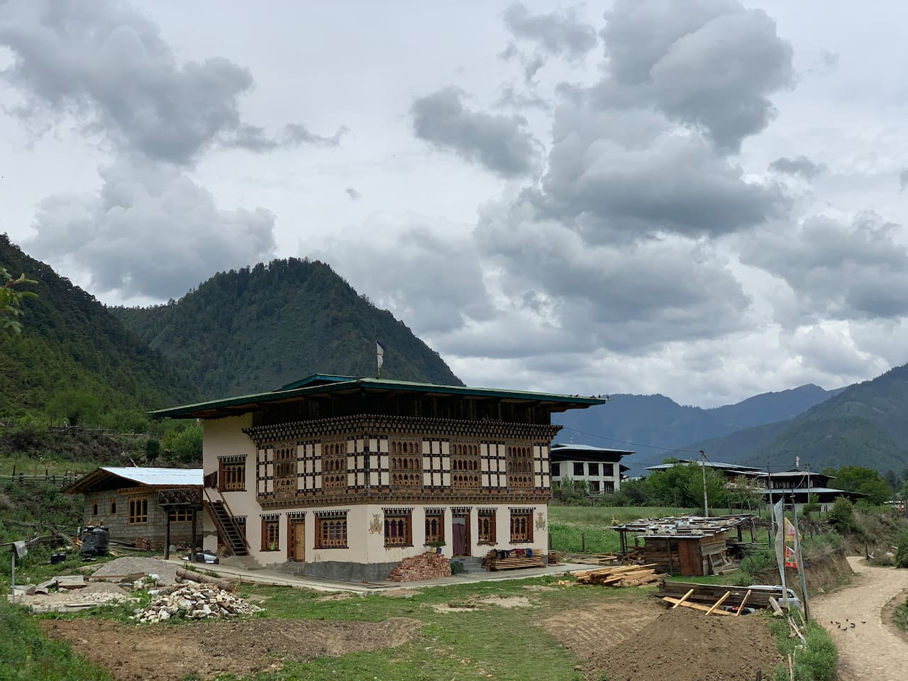 Phub Dem Village Home Stay- for a true Bhutanese village experience Mrs. Phub Dem is a certified village home stay provider, registered with the Tourism Council of Bhutan. She has been providing home stay service since 2017.
