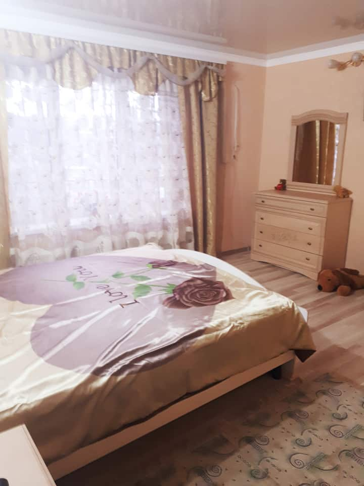 Cozy private house in Chisinau