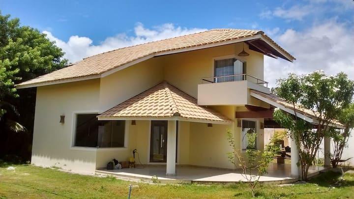 Casa confortável em Imbassai/Litoral Norte/Bahia