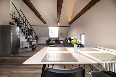 Hele leiligheten i Bad Buchau am Federsee